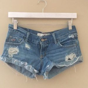 Hollister shorties